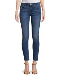7 For All Mankind - Classic Skinny Jeans - Lyst