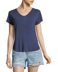 C&C California - Short-sleeve Classic Top - Lyst