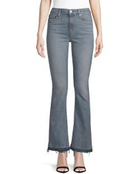 Hudson Jeans - High-rise Bootcut Jeans - Lyst