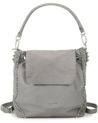 Liebeskind Berlin - Knots Leather Backpack - Lyst