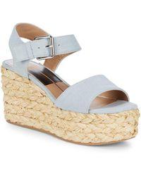 Dolce Vita - Sanna Espadrille Wedge Sandals - Lyst
