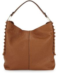 Vince Camuto - Axmin Leather Hobo Bag - Lyst