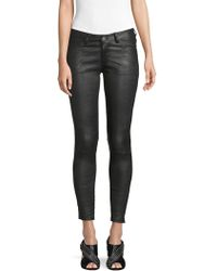 Zadig & Voltaire - Phlame Leather Pants - Lyst