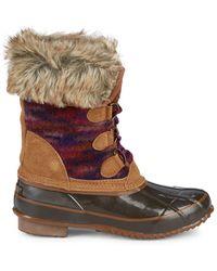 Khombu - Julliard Duck Boots - Lyst