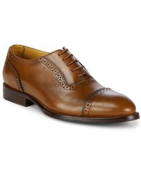 Vince Camuto - Perfect Balance Leather Dress Shoes - Lyst