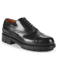 Bally - Cologny Leather Oxfords - Lyst