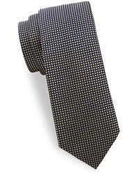Saks Fifth Avenue - Square Silk Tie - Lyst