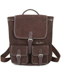 Robert Graham - Kormi Suede Backpack - Lyst