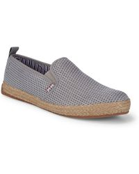 Ben Sherman - New Jenson Slip-on Espadrilles - Lyst