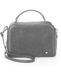 Halston - Small Top Handle Crossbody Bag - Lyst