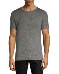 J.Lindeberg - Short-sleeve Crewneck T-shirt - Lyst