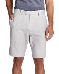 Saks Fifth Avenue | Collection Pincord Bermuda Shorts | Lyst