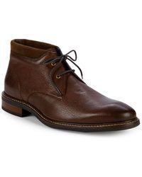 Cole Haan - Watson Chukka Ii Leather Boots - Lyst
