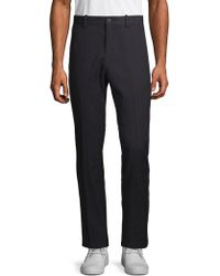 Perry Ellis - Classic Slim Fit Trousers - Lyst