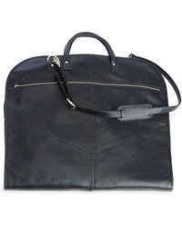 Royce - Executive Handcrafted Leather Garment Bag - Lyst