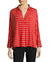 Free People - Can't Fool Me Stripe Top - Lyst