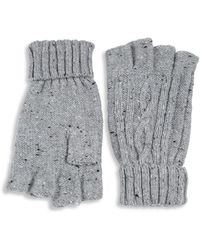 Saks Fifth Avenue - Wool Blend Gloves - Lyst