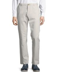 Black Brown 1826 - Straight-leg Chino Pants - Lyst
