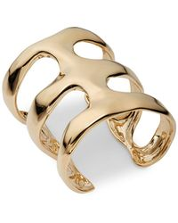Robert Lee Morris - Rib Cage Cuff Bracelet - Lyst