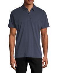 Tavik - Preston Cotton Polo - Lyst