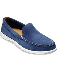 Cole Haan - Boothbay Leather Loafers - Lyst