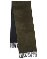Saks Fifth Avenue - Double Face Cashmere Fringe Scarf - Lyst