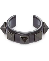 RED Valentino - Stud Cuff Bracelet - Lyst