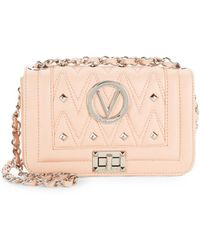 Valentino By Mario Valentino - Beatrice Mini Quilted Leather Shoulder Bag - Lyst