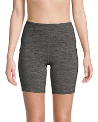 Gaiam - High-rise Shorts - Lyst