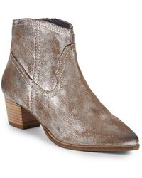 Seychelles - Humanity Suede Ankle Boots - Lyst