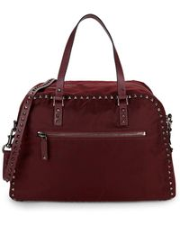 Valentino - Studded Tote - Lyst