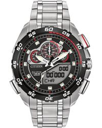 Citizen - Mens Eco-drive Promaster Super Sport Watch - Lyst