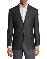 Michael Kors - Textured Wool Sportcoat - Lyst