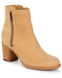 Frye - Addie Double Zip Boots - Lyst