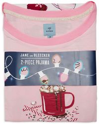 Jane And Bleecker 2-piece Pyjama Set - Multicolour