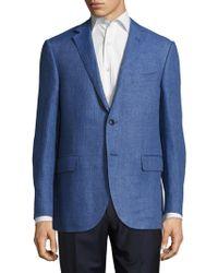 Corneliani | Woven Notch-lapel Jacket | Lyst