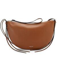 Michael Kors - Medium Crescent Shoulder Bag - Lyst