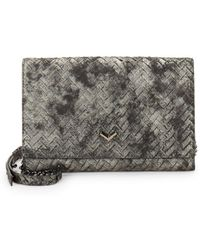 Botkier - Soho Leather Convertible Clutch - Lyst