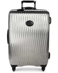 Longchamp - Fairval Wheeled Suitcase - Lyst