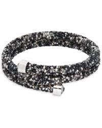 Swarovski - Crystal Bangle Bracelet - Lyst