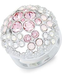 Swarovski - Crystal Statement Ring - Lyst