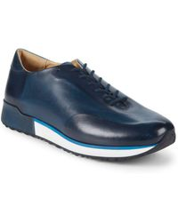 Sutor Mantellassi - Samson Leather Trainers - Lyst