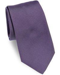 Thomas Pink - Rowley Textured Silk Tie - Lyst