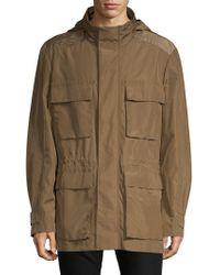 Marc New York - Harbor Long-sleeve Jacket - Lyst