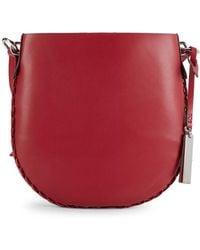 Vince Camuto - Leather Bucket Crossbody Bag - Lyst