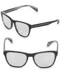 Paul Smith - Hoban 55mm Square Optical Glasses - Lyst