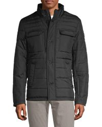 Tumi - Classic Quilted Jacket - Lyst