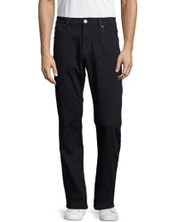 Mavi Jeans - Courage Mid-rise Straight-leg Jeans - Lyst