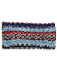 Missoni - Knotted Multicolored Headband - Lyst