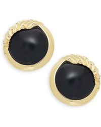Alexis Bittar - Oversized Clip-on Stud Earrings - Lyst